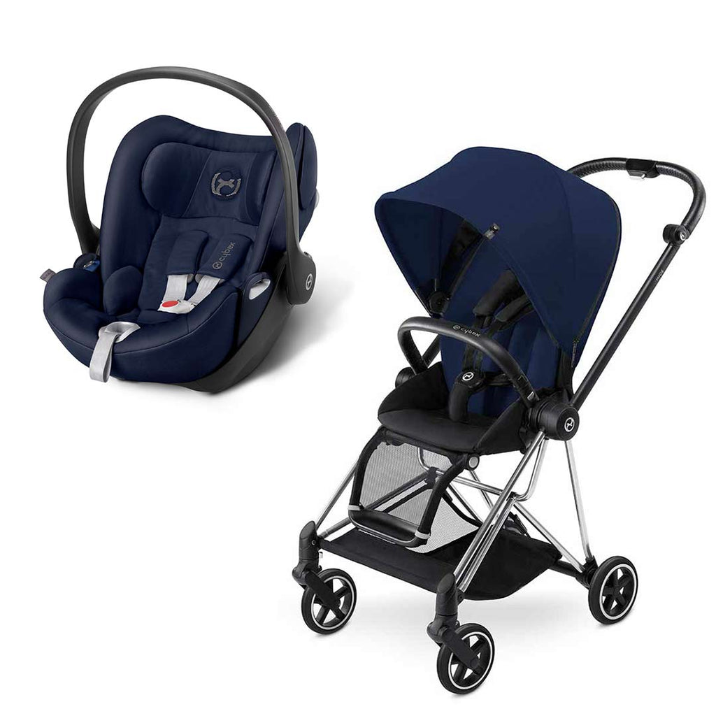 Cybex Mios Complete Bundle - Midnight Blue