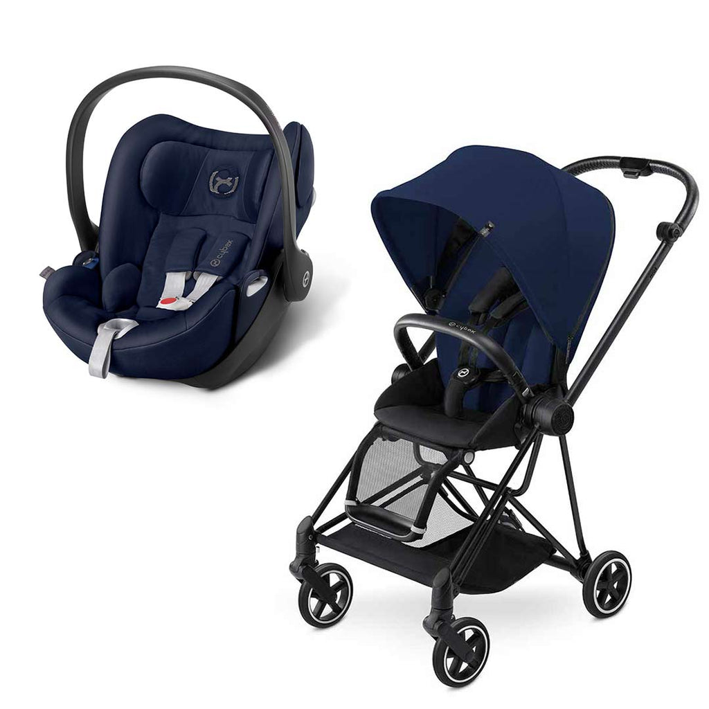 Cybex Mios Complete Bundle - Midnight Blue 1