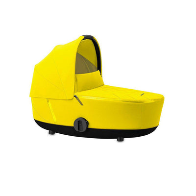 CYBEX Mios Lux Carrycot - 2020 - Mustard Yellow-Carrycots- Natural Baby Shower