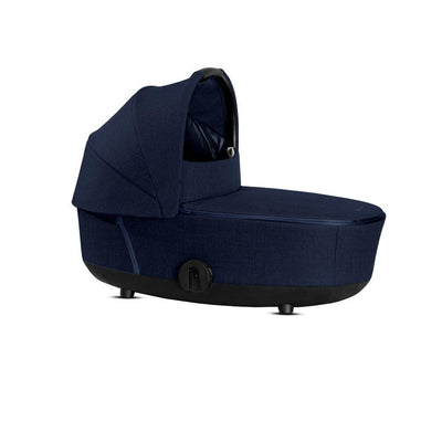 CYBEX Mios Lux Cot - Plus - Midnight Blue-Carrycots- Natural Baby Shower