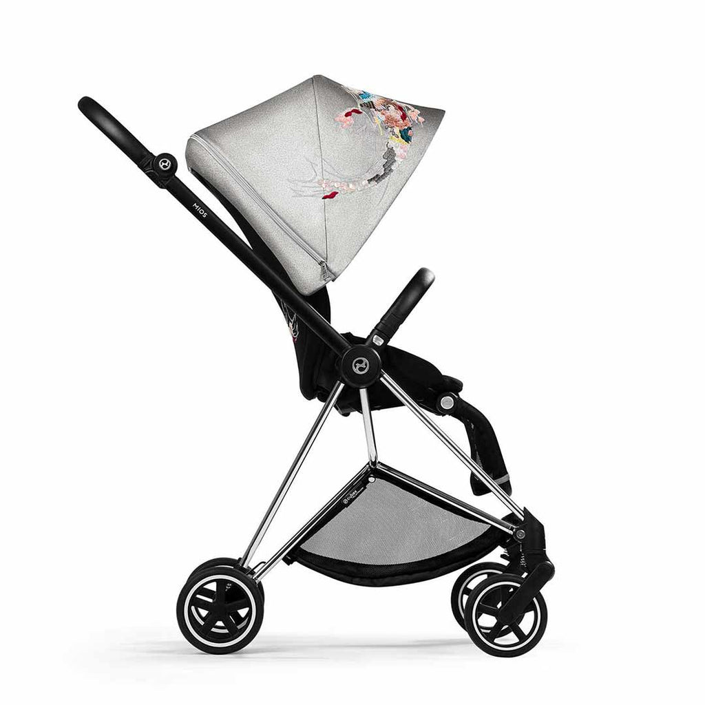 Cybex Mios Pushchair - Koi-Strollers-Koi- Natural Baby Shower
