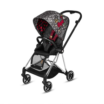 Cybex Mios Pushchair - Rebellious (2018)-Strollers- Natural Baby Shower