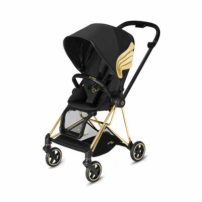 CYBEX Mios Pushchair - Wings by Jeremy Scott (2019)-Strollers- Natural Baby Shower