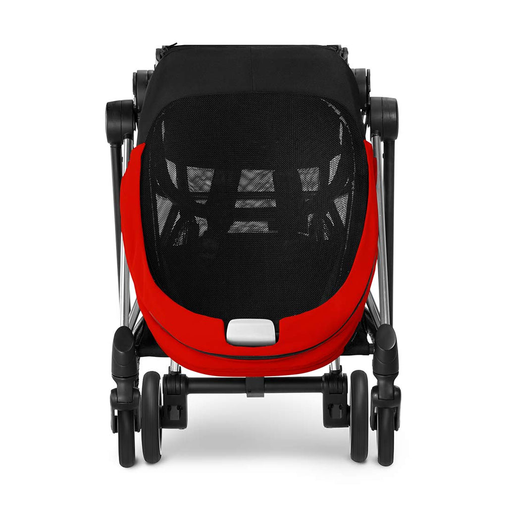 Cybex Mios Pushchair - Chrome + Infra Red 6