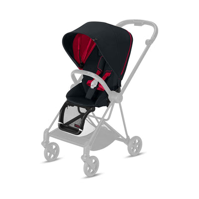 CYBEX Mios Seat Pack - Scuderia Ferrari - Victory Black-Stroller Seats- Natural Baby Shower
