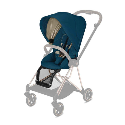 CYBEX Mios Seat Pack - 2020 - Mountain Blue-Colour Packs- Natural Baby Shower