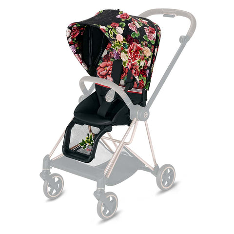 Cybex Mios Seat Pack - Spring Blossom - Dark-Stroller Seats- Natural Baby Shower