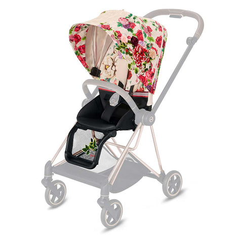 Cybex Mios Seat Pack - Spring Blossom - Light-Stroller Seats- Natural Baby Shower