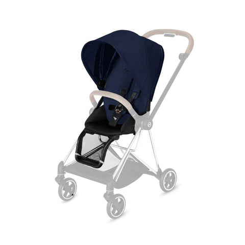 Cybex Mios Seat Pack - Plus - Midnight Blue-Stroller Seats- Natural Baby Shower