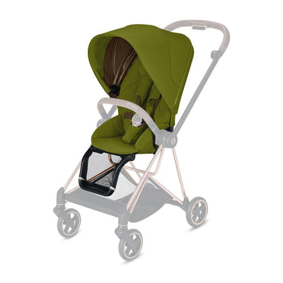 CYBEX Mios Seat Pack - 2020 - Khaki Green-Colour Packs- Natural Baby Shower