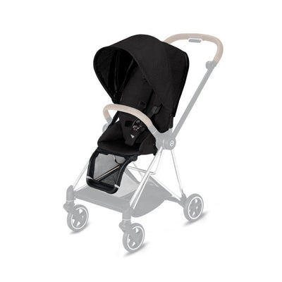 CYBEX Mios Seat Pack - Plus - Stardust Black-Stroller Seats- Natural Baby Shower