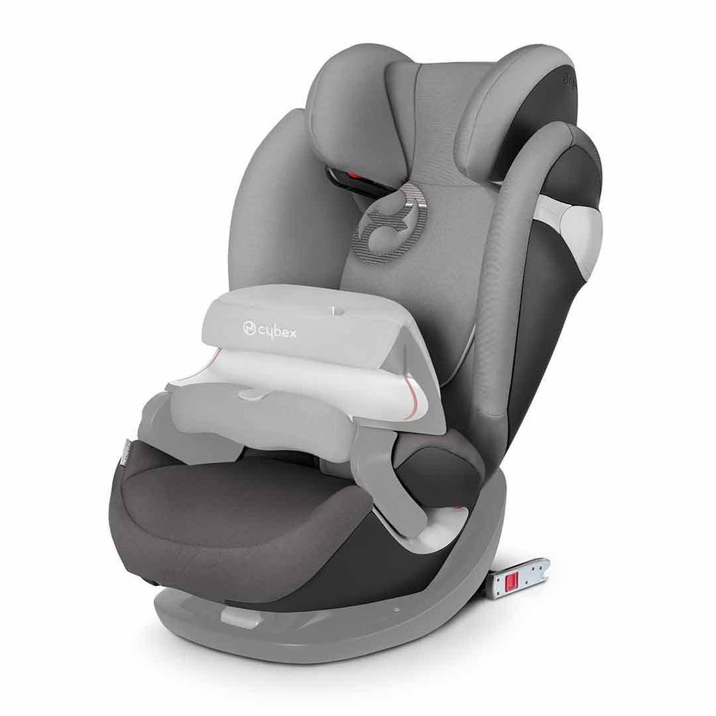 Cybex Pallas M-Fix Car Seat - Graphite Black Cushion