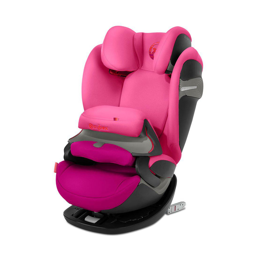 Cybex Pallas S-Fix Car Seat - Passion Pink