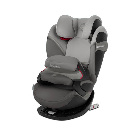 Cybex Pallas S-Fix Car Seat - 2020 - Soho Grey-Car Seats- Natural Baby Shower