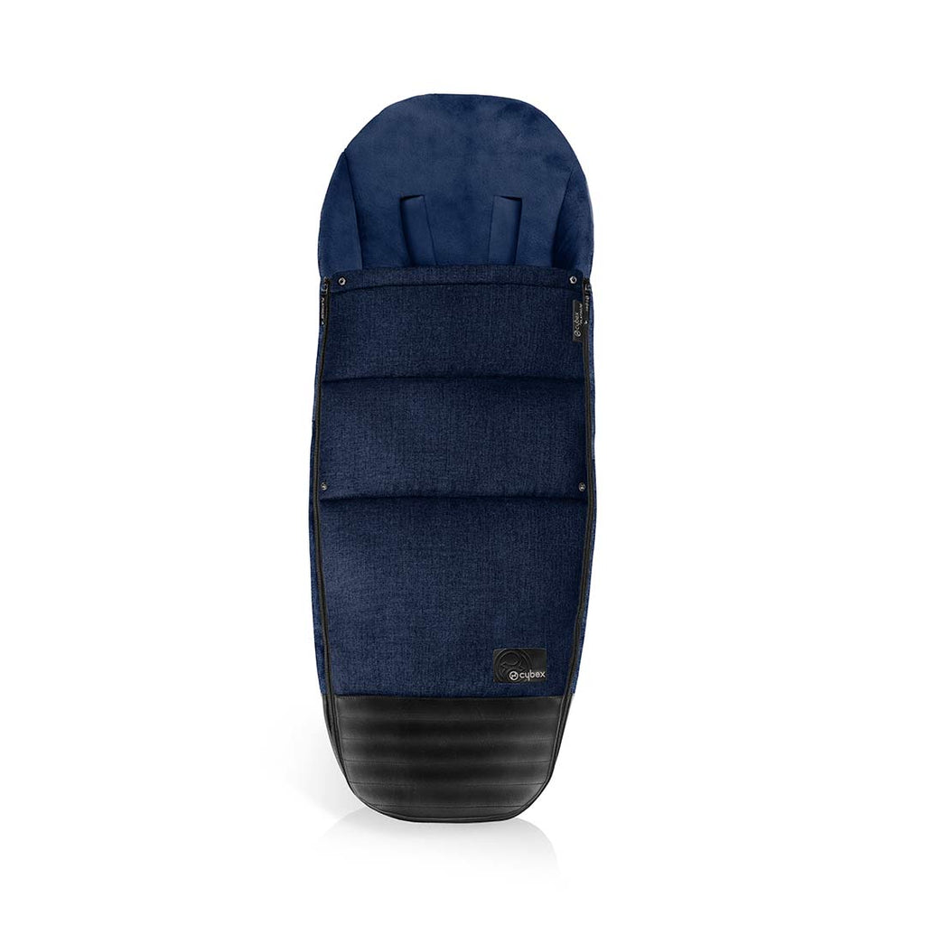 Cybex Platinum Footmuff - Midnight Blue