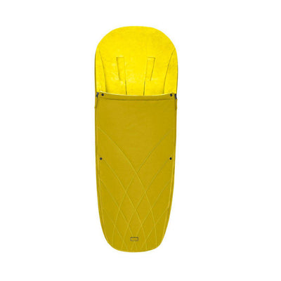 Cybex Platinum Footmuff - 2020 - Mustard Yellow-Footmuffs- Natural Baby Shower