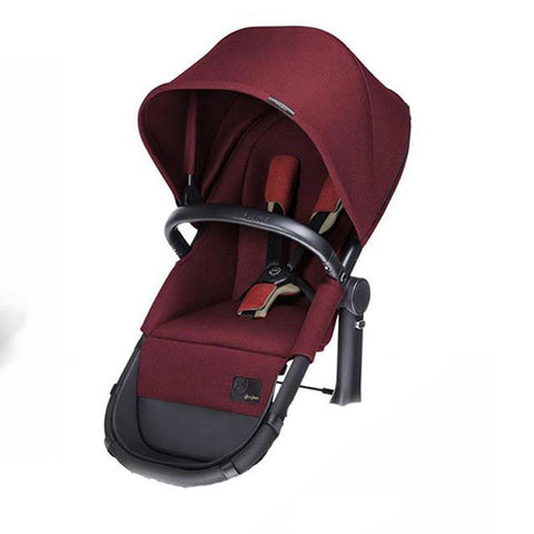 Cybex Priam 2in1 Light Seat - Hot & Spicy-Stroller Seats- Natural Baby Shower