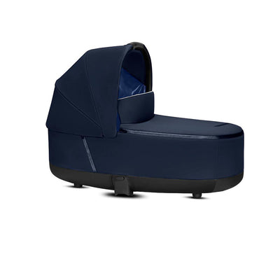 Cybex Priam Carrycot Lux - Indigo Blue-Carrycots- Natural Baby Shower