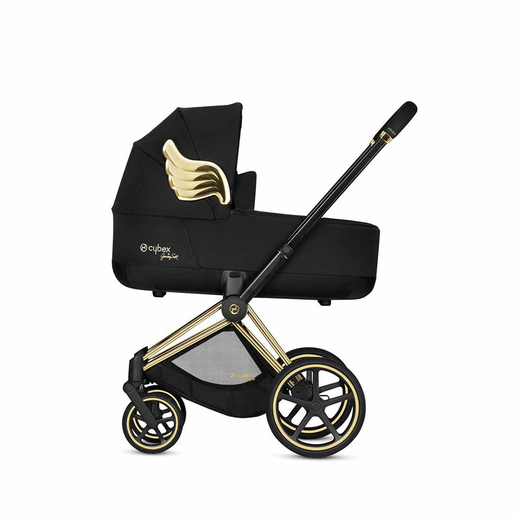 Cybex Priam Carrycot Lux - Wings by Jeremy Scott-Carrycots- Natural Baby Shower