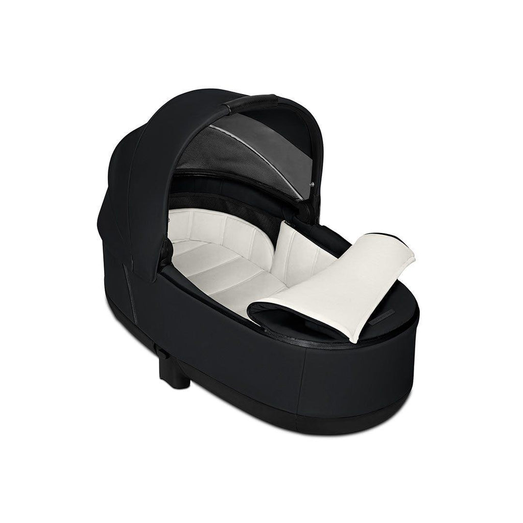 Cybex Mios Carrycot Lux - Fancy Pink-Carrycots- Natural Baby Shower