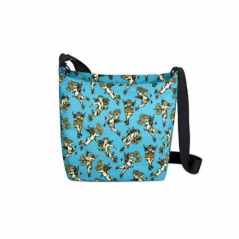 Cybex Priam Changing Bag - Cherub Blue by Jeremy Scott-Changing Bags- Natural Baby Shower