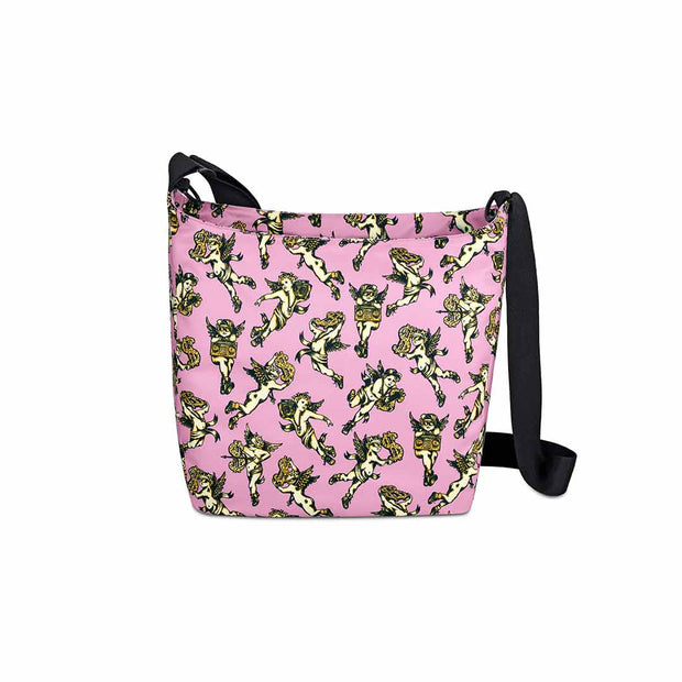 Cybex Priam Changing Bag - Cherub Pink by Jeremy Scott-Changing Bags- Natural Baby Shower