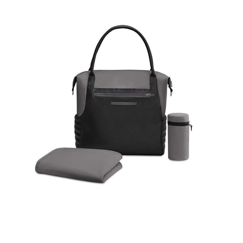 Cybex Priam Changing Bag - Manhattan Grey-Changing Bags- Natural Baby Shower