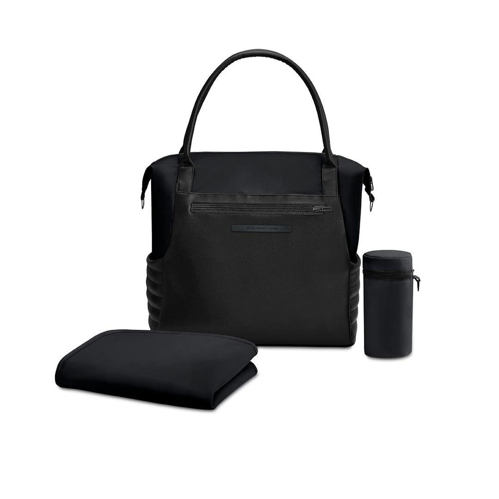 Cybex Priam Changing Bag - Premium Black-Changing Bags- Natural Baby Shower