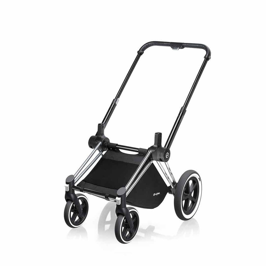 Cybex Priam Chrome Chassis - All Terrain-Stroller Frames-All Terrain- Natural Baby Shower