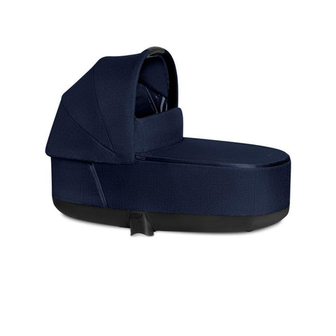 Cybex Priam Lux Cot - Plus - Midnight Blue-Carrycots- Natural Baby Shower