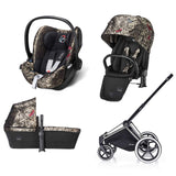 Cybex Priam Lux Travel System - Butterfly