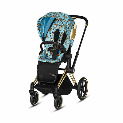 CYBEX Priam Pushchair - Cherub Blue by Jeremy Scott-Strollers- Natural Baby Shower
