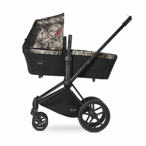 Cybex Priam Pushchair with Carrycot - Butterfly