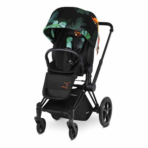 Cybex Priam Pushchair with Lux Seat - Birds of Paradise