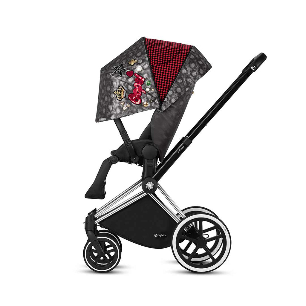 Cybex Priam Pushchair with Lux Seat - Rebellious 2