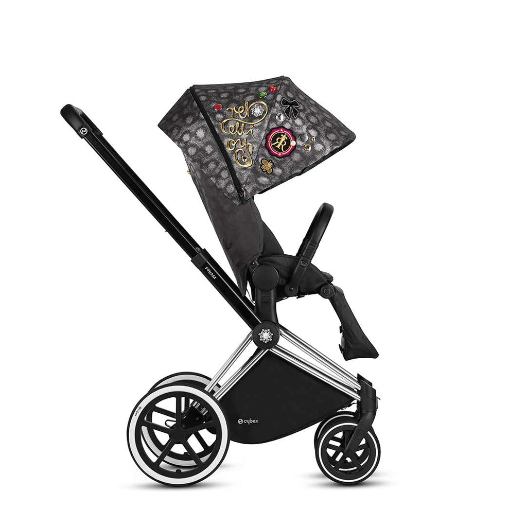 Cybex Priam Pushchair with Lux Seat - Rebellious 3