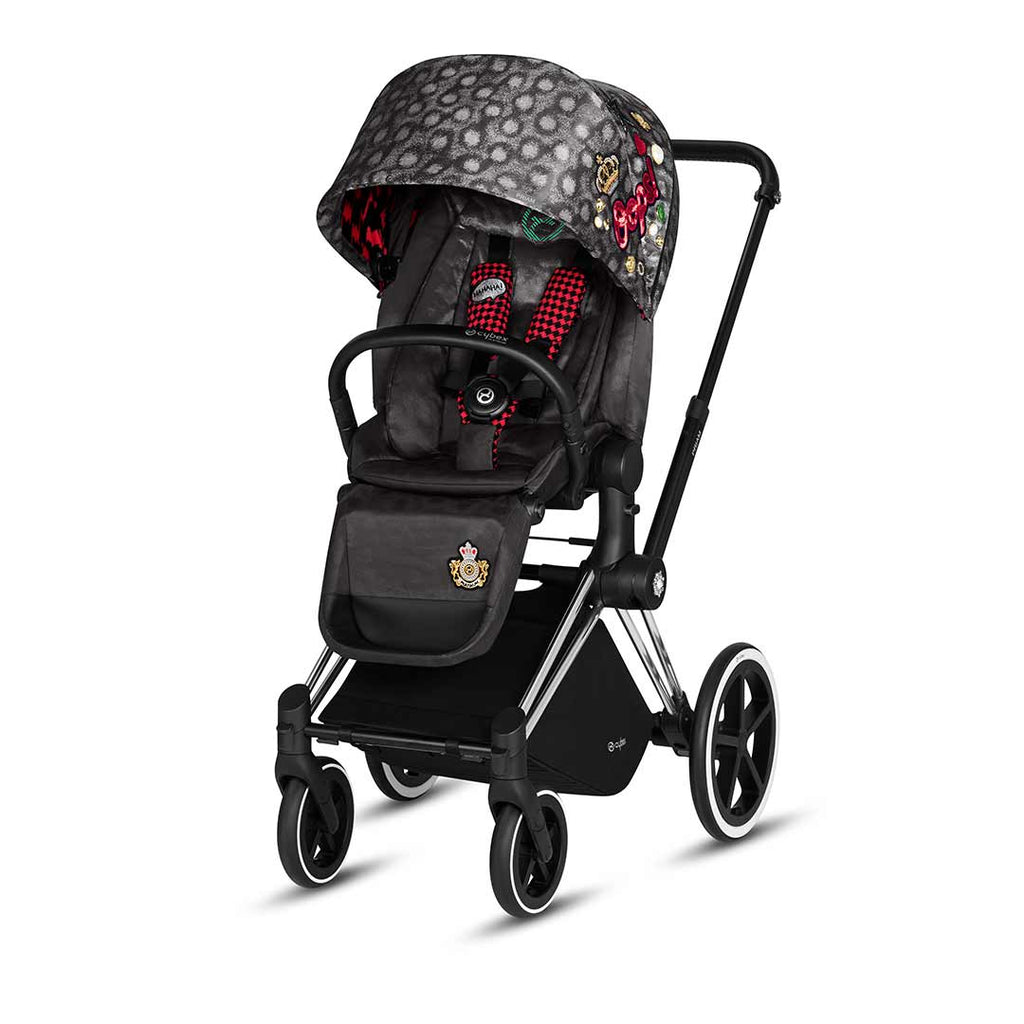 Cybex Priam Pushchair with Lux Seat - Rebellious