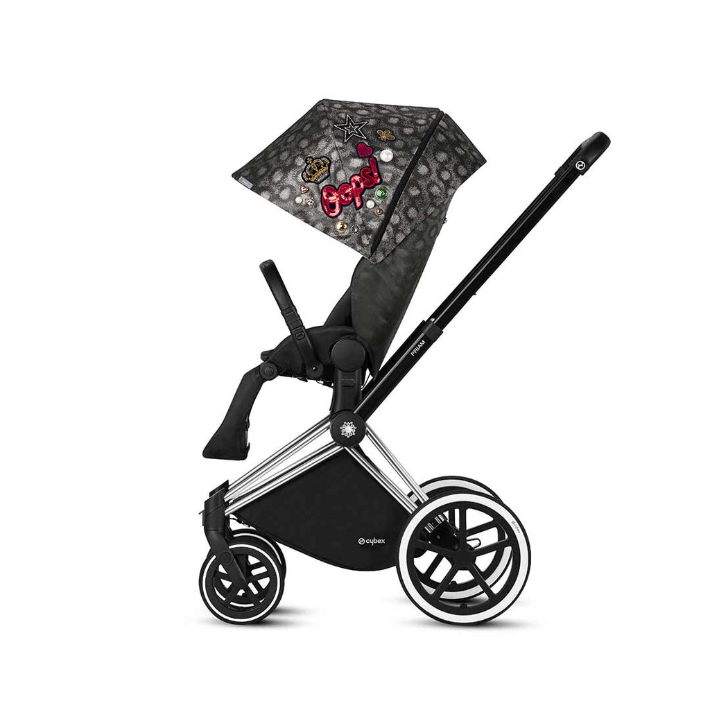 Cybex Priam Pushchair with Lux Seat - Rebellious 1