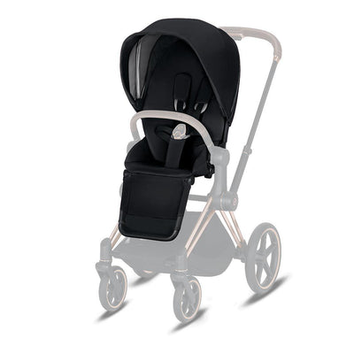 Cybex Priam Seat Pack - Premium Black-Colour Packs- Natural Baby Shower