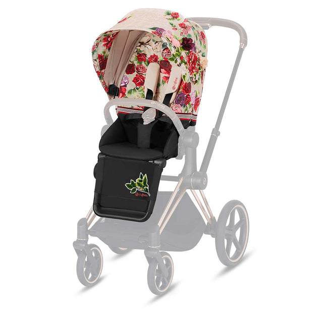 Cybex Priam Seat Pack - Spring Blossom Light-Stroller Seats- Natural Baby Shower