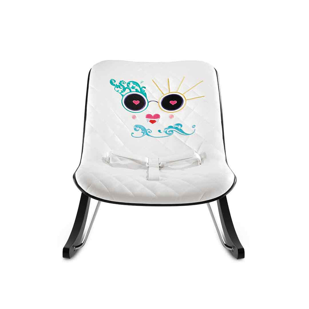 Cybex Rocker by Marcel Wanders - Love Guru White-Baby Bouncers- Natural Baby Shower