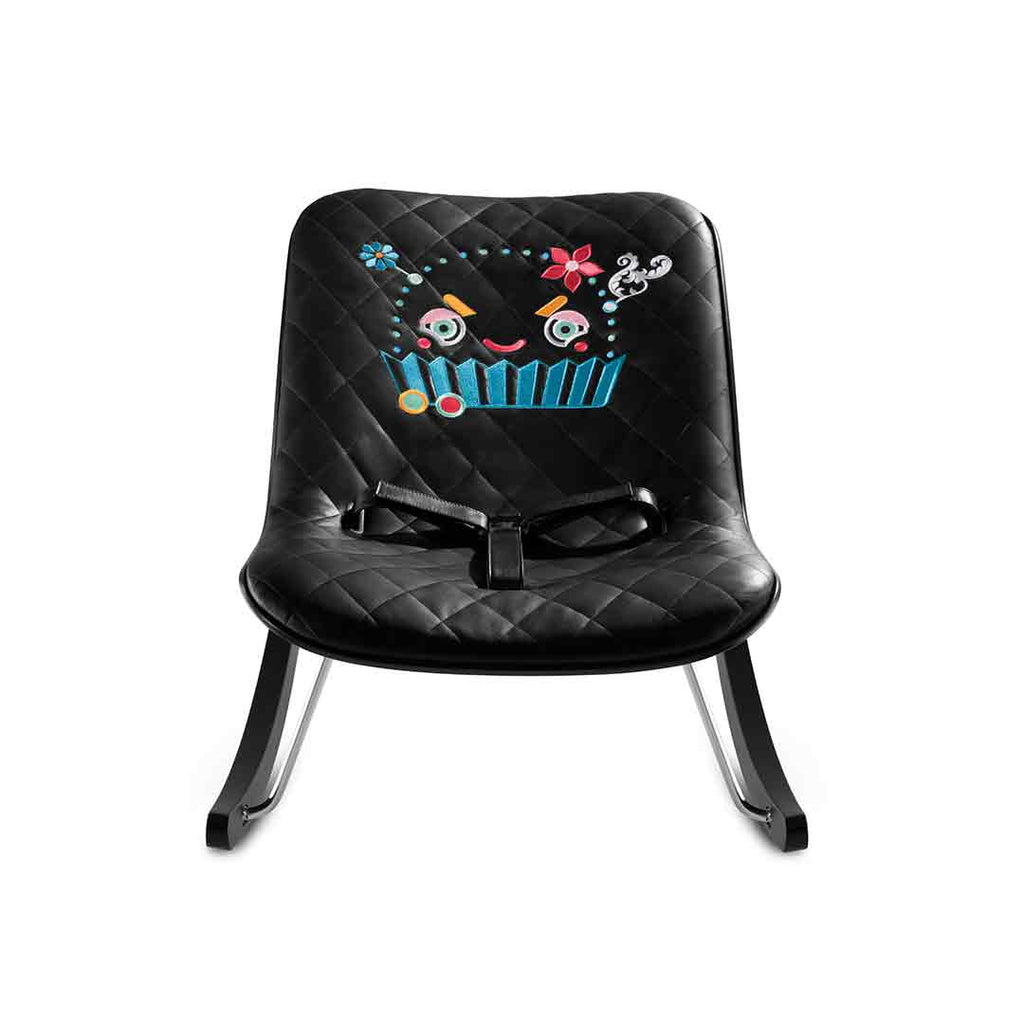 Cybex Rocker by Marcel Wanders - Space Pilot Black-Baby Bouncers- Natural Baby Shower