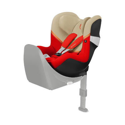 CYBEX Sirona M2 i-Size Car Seat - 2020 - Autumn Gold-Car Seats- Natural Baby Shower