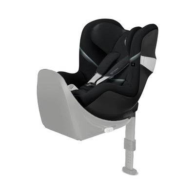 CYBEX Sirona M2 i-Size Car Seat - 2020 - Deep Black-Car Seats- Natural Baby Shower