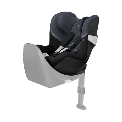 CYBEX Sirona M2 i-Size Car Seat - 2020 - Granite Black-Car Seats- Natural Baby Shower