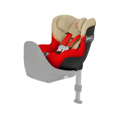 CYBEX Sirona M2 i-Size Car Seat with SensorSafe - 2020 - Autumn Gold-Car Seats- Natural Baby Shower
