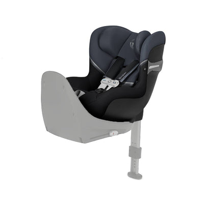 CYBEX Sirona M2 i-Size Car Seat with SensorSafe - 2020 - Granite Black-Car Seats- Natural Baby Shower