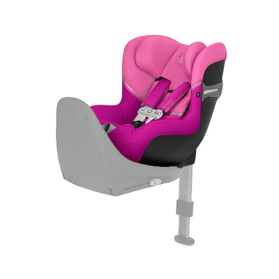 CYBEX Sirona M2 i-Size Car Seat with SensorSafe - 2020 - Magnolia Pink-Car Seats- Natural Baby Shower