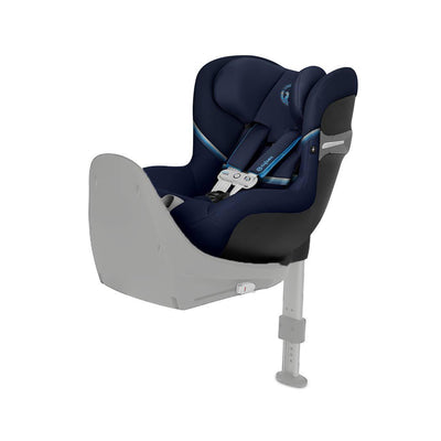CYBEX Sirona M2 i-Size Car Seat with SensorSafe - 2020 - Navy Blue-Car Seats- Natural Baby Shower