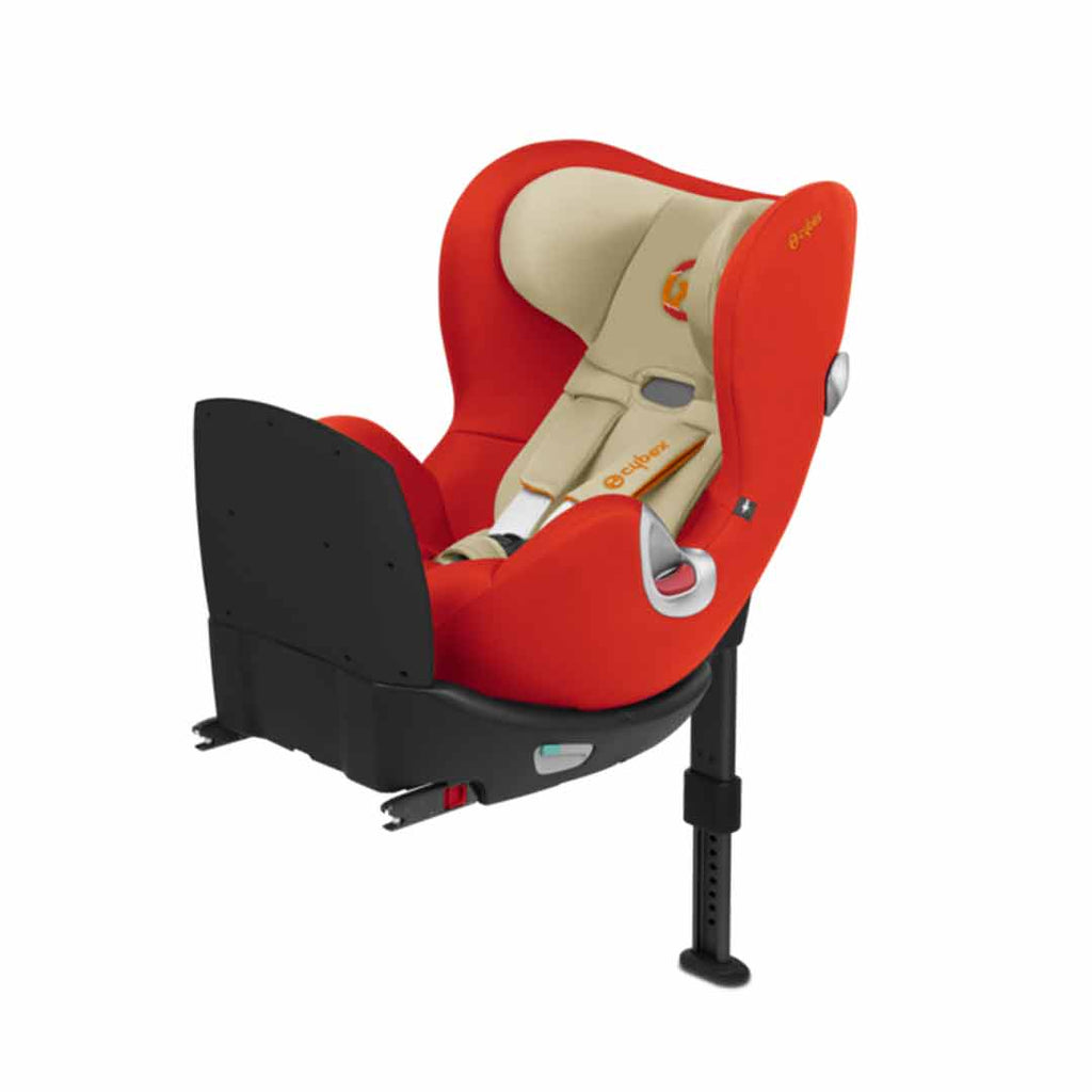 Cybex Sirona Q i-Size Car Seat - Autumn Gold-Car Seats- Natural Baby Shower